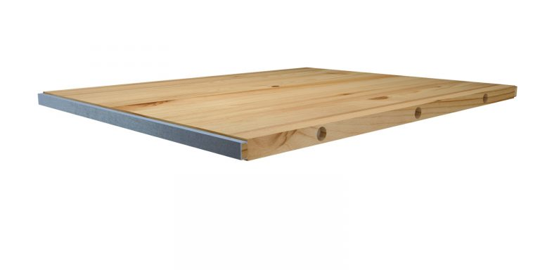 Drewniane blaty produkcyjne